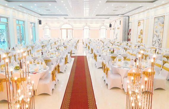 Trung tâm tổ chức tiệc cưới – Sự kiện Z133 Long Biên