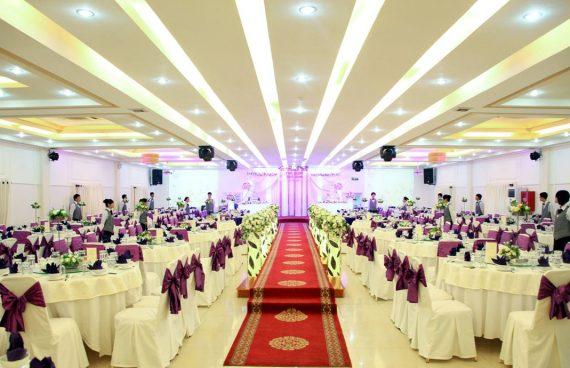 Trung tâm tổ chức Hội Nghị – Tiệc cưới Quận Long Biên